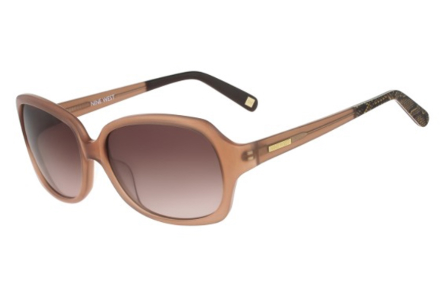 Nine West NW568S Sunglasses in 665 Blush