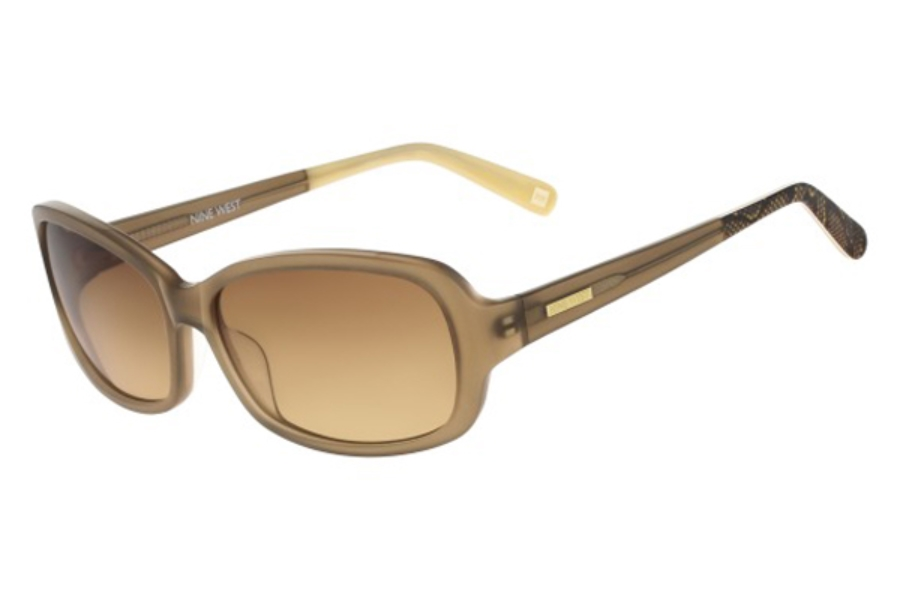 Nine West NW569S Sunglasses in 278 Sand