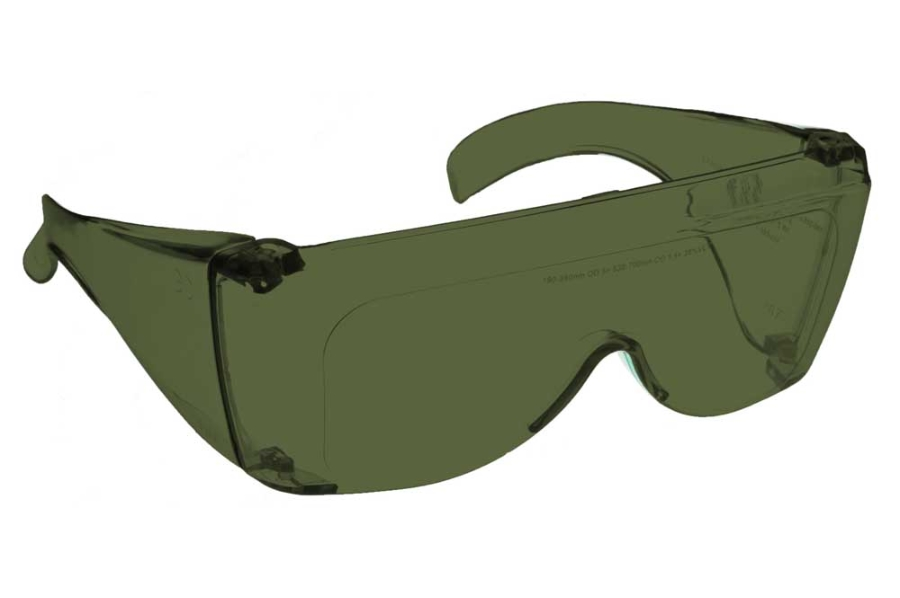 NoIR #L Large Fitover - Continued Sunglasses in 02 - Grey-Green