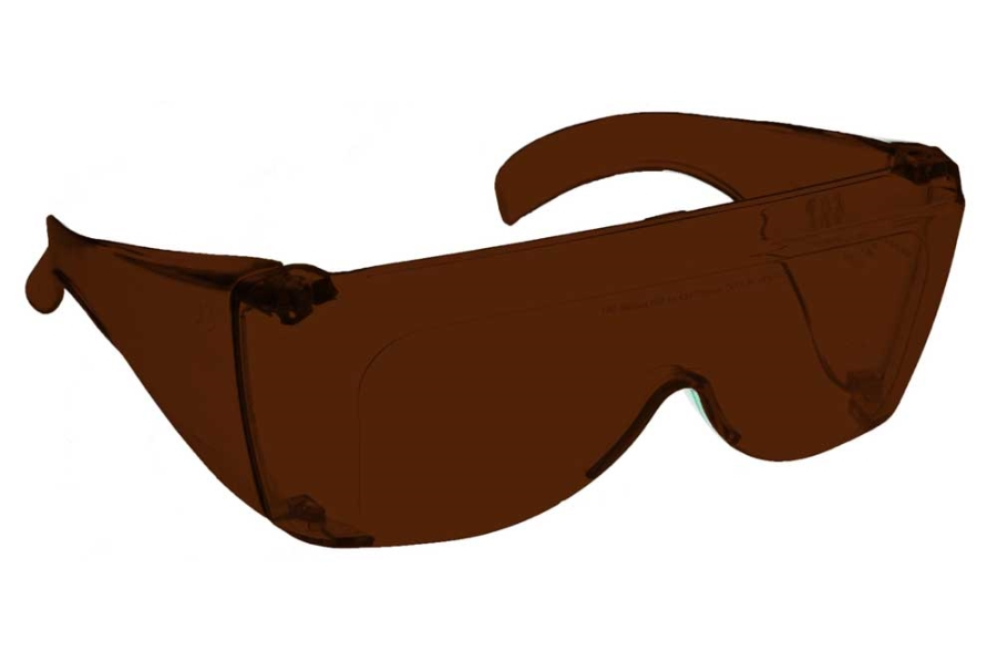 NoIR #L Large Fitover - Continued Sunglasses in 07 - Amber