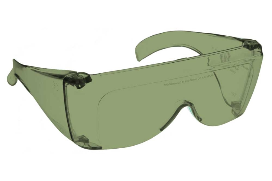 NoIR #L Large Fitover - Continued Sunglasses in 12 - Grey-Green