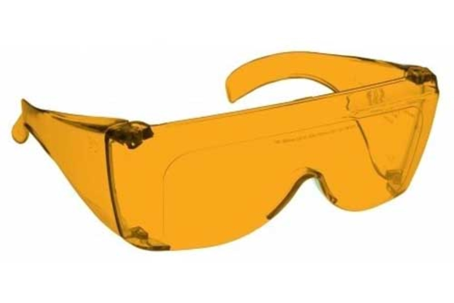 NoIR #L Large Fitover - Continued Sunglasses in 60 - Orange