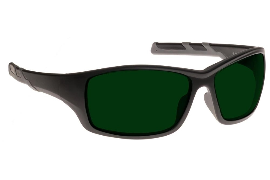 NoIR #52 Modern Wrap-Around - Continued Sunglasses in 08 - Grey-Green