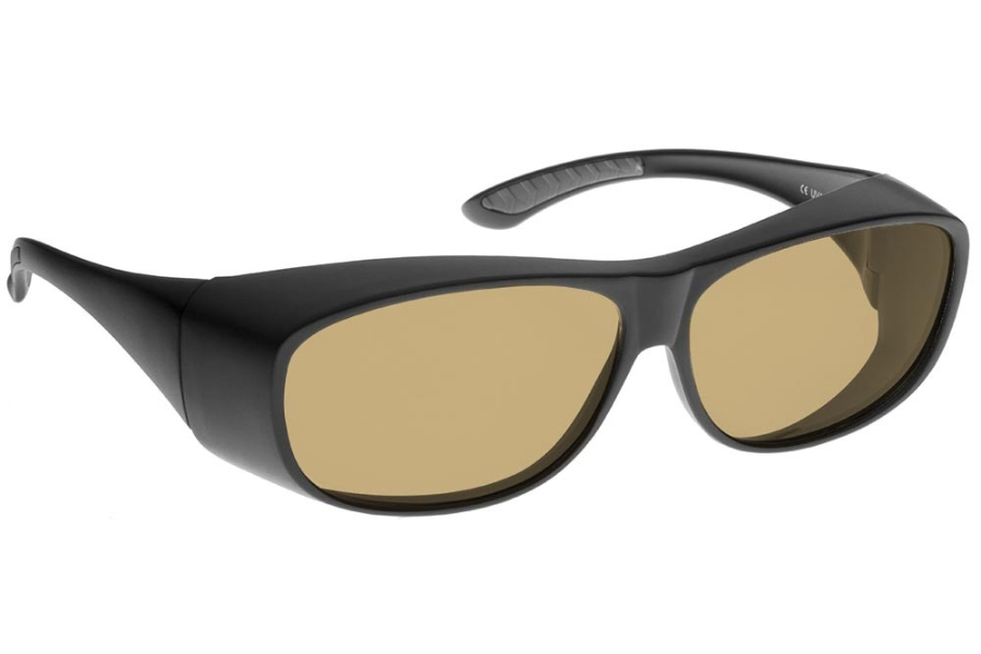 NoIR #52 Modern Wrap-Around - Continued Sunglasses in 4p - Brown