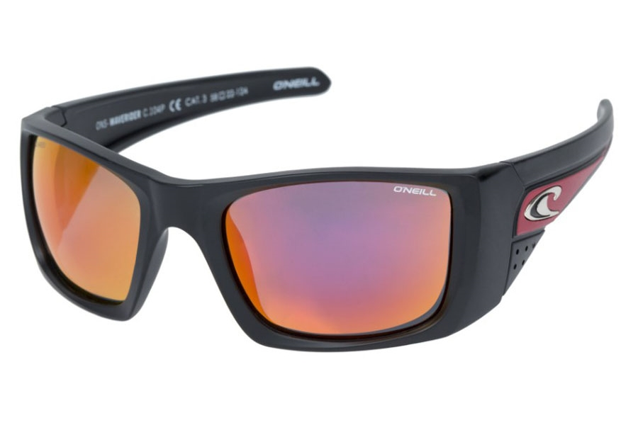 O'Neill ONS-Waverider Sunglasses in 104P Mt Black
