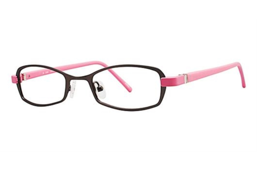 OGI Eyewear 2220 Eyeglasses in 772 - Gunmetal/Rose
