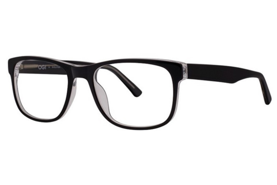 OGI Eyewear 3133 Eyeglasses in 2152 Grey/Crystal