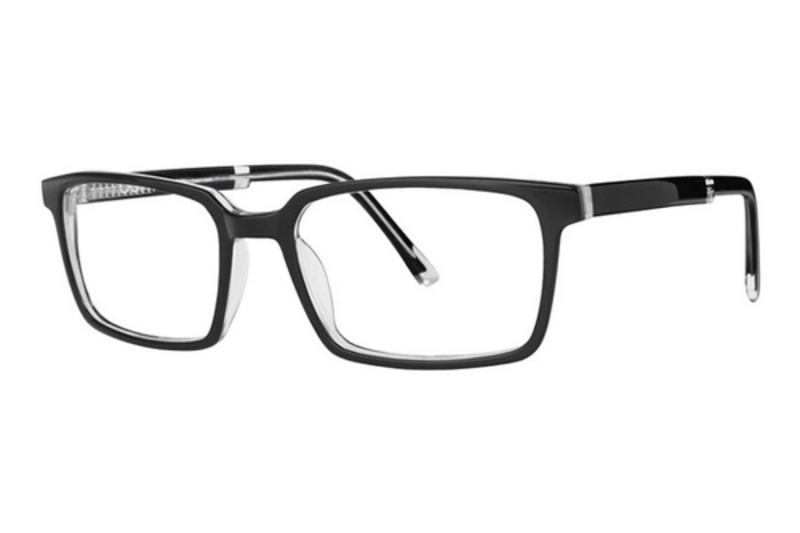 OGI Eyewear 3135 Eyeglasses in 106 Black/Crystal