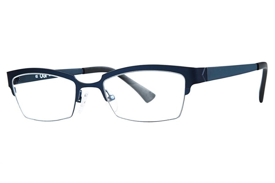 OGI Eyewear 4501 Eyeglasses in 1421 Navy Blue