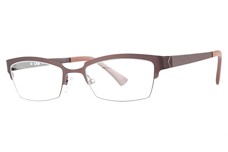 OGI Eyewear 4501 Eyeglasses in 1422 Brown