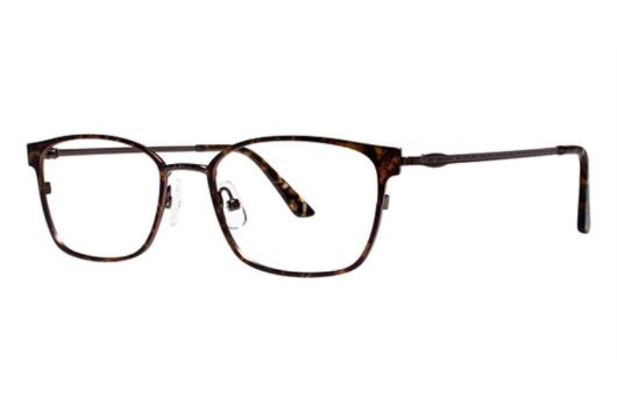 OGI Eyewear 4503 Eyeglasses in 1325 Brown Demi Foil / Dark Brown