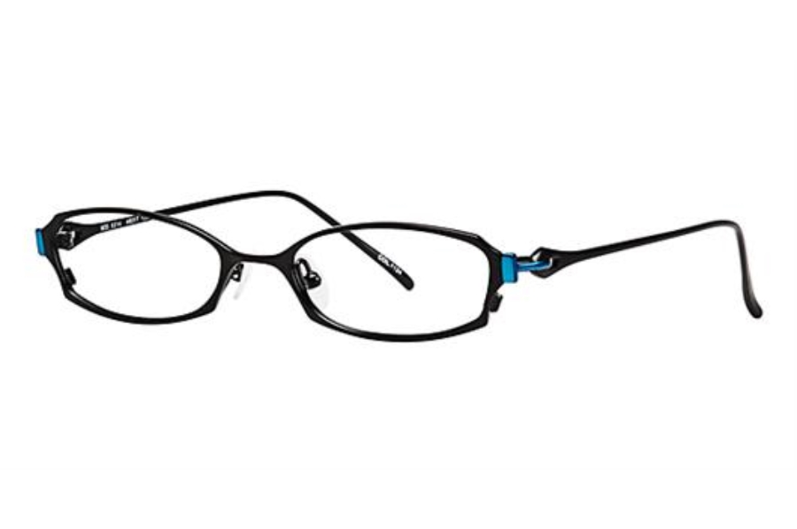 OGI Eyewear 5214 Eyeglasses in 1124 Black