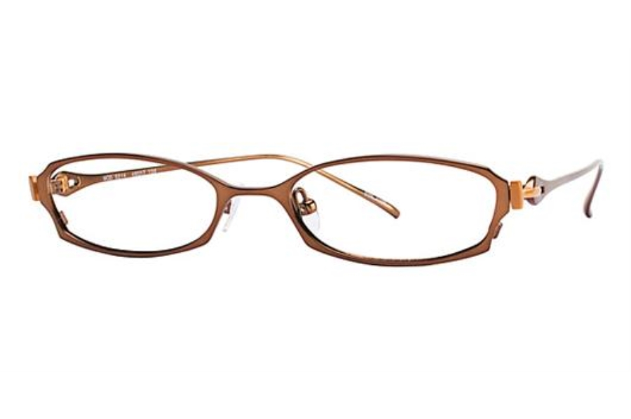 OGI Eyewear 5214 Eyeglasses in 1127 Brown