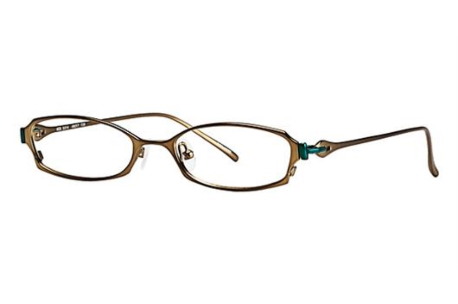 OGI Eyewear 5214 Eyeglasses in 1129 Olive