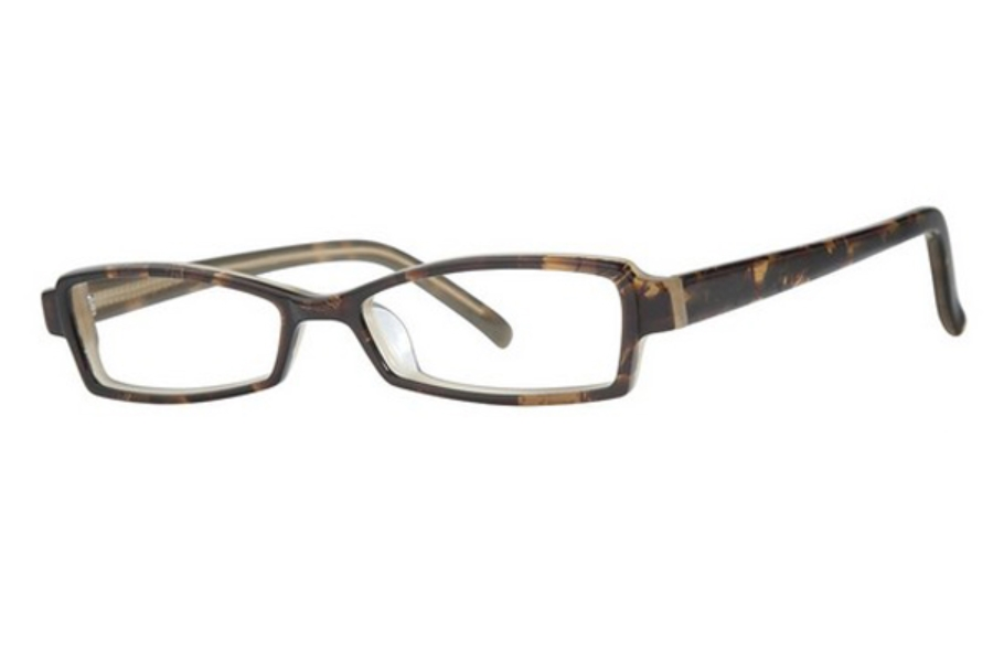 OGI Eyewear 7107 Eyeglasses in 163 Brown Demi