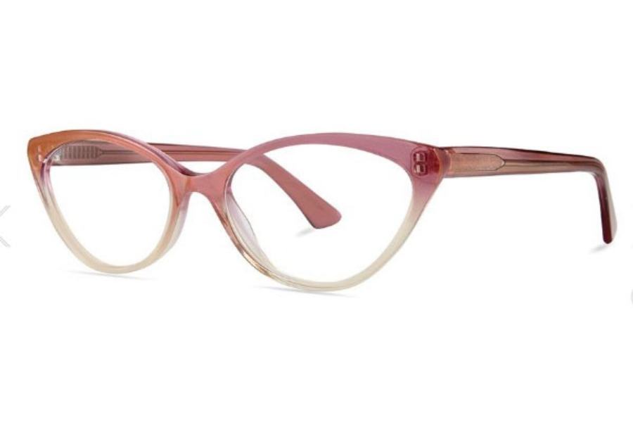 OGI Eyewear 7165 Eyeglasses in 2029 RASPBERRY/CHAMPAGNE