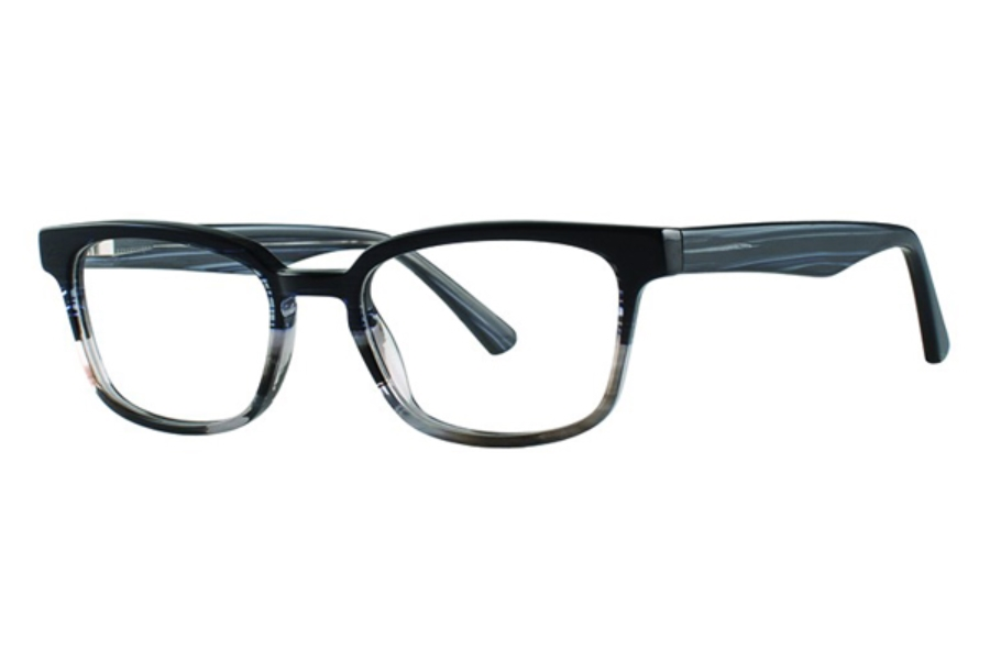 OGI Eyewear 7166 Eyeglasses in 2083 Black/Anthracite