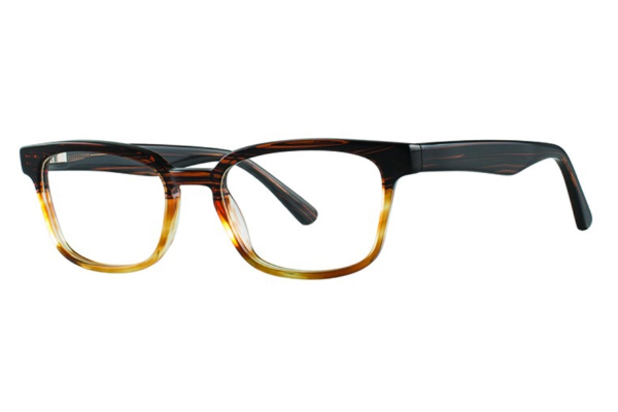 OGI Eyewear 7166 Eyeglasses in 2084 Tan/Tucson Gold