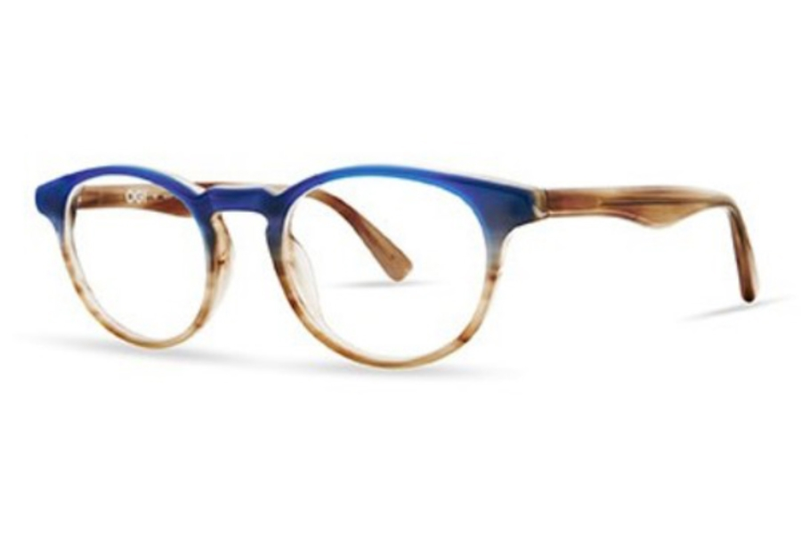 OGI Eyewear 7168 Eyeglasses in 2120 Blue Coastline