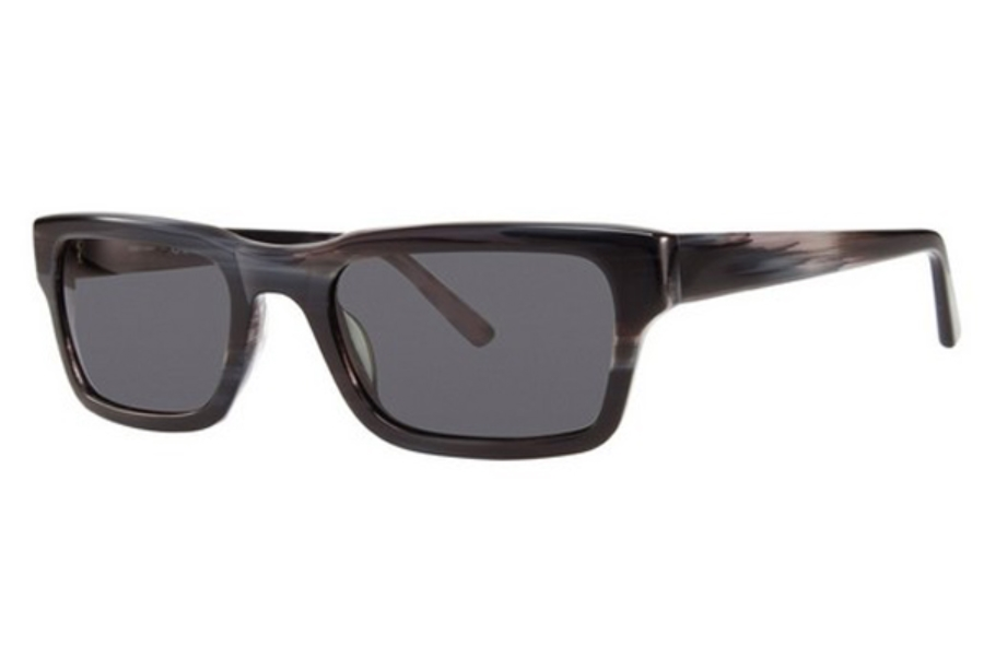 OGI Eyewear 8073 Sunglasses in 1877 Grey Horn