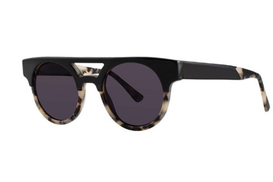 OGI Eyewear 8075 Sunglasses in 2058 BLACK/COCONUT CREAM TORTOIS