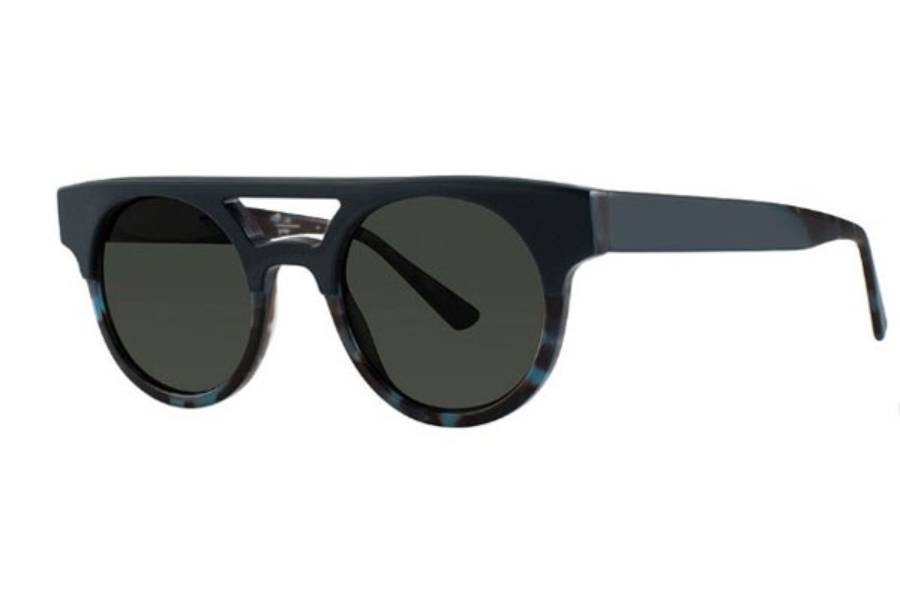 OGI Eyewear 8075 Sunglasses in 2059 ATLANTIC BLUE TORTOISE