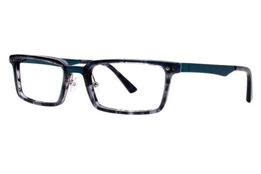 OGI Eyewear 9102 Eyeglasses in 1330 BLUE DEMI/BLUE