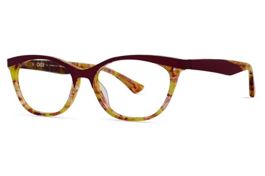 OGI Eyewear 9114 Eyeglasses in 2123 Gold Rush