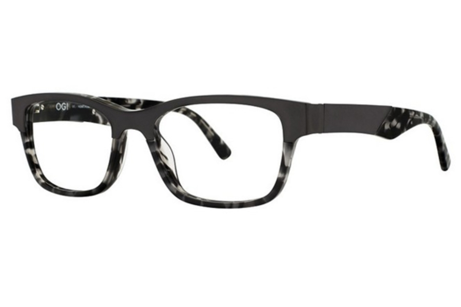 OGI Eyewear 9118 Eyeglasses in 2141 Black Tortoise / Gunmetal