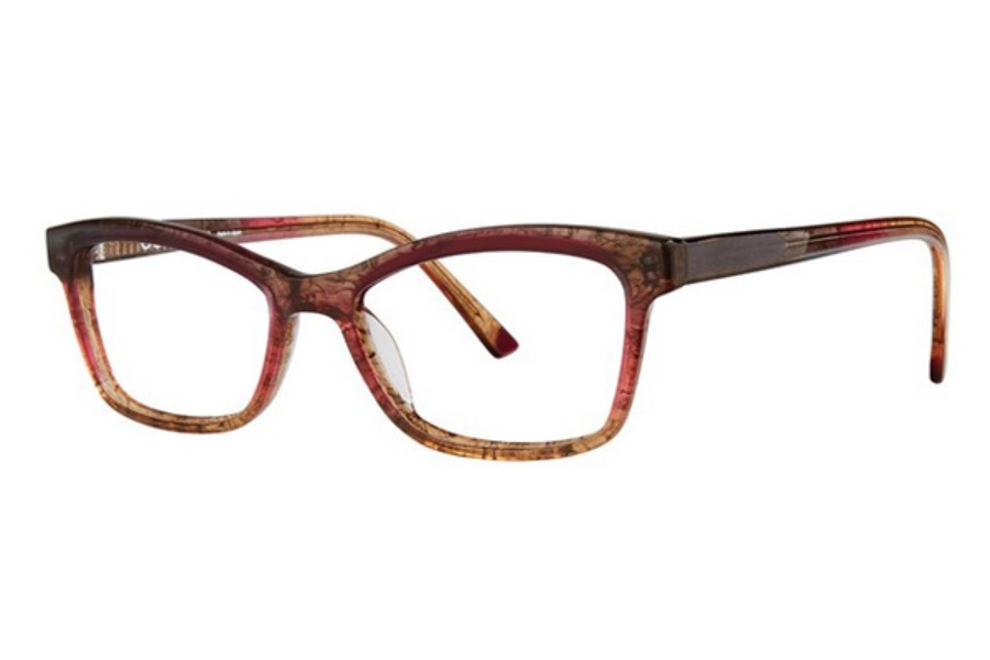 OGI Eyewear 9124 Eyeglasses in 2274 Grey Wine Fade
