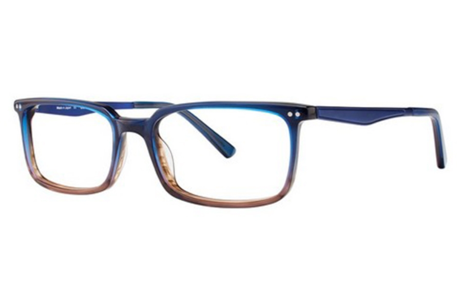 OGI Eyewear 9213 Eyeglasses in 1800 BLUE FADE/BLUE