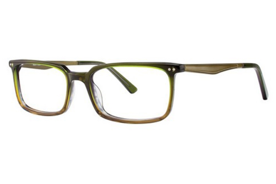 OGI Eyewear 9213 Eyeglasses in 1801 GREEN FADE/GREEN