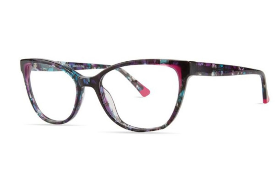 OGI Eyewear 9225 Eyeglasses in 1950 PURPLE OPAL