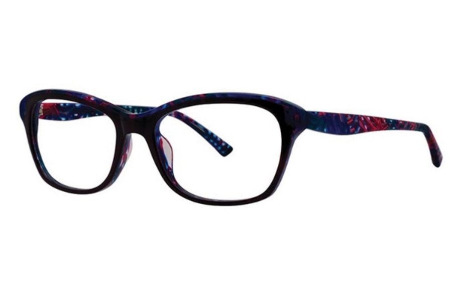 OGI Eyewear 9238 Eyeglasses in 2169 Blackberry/Rosebloom