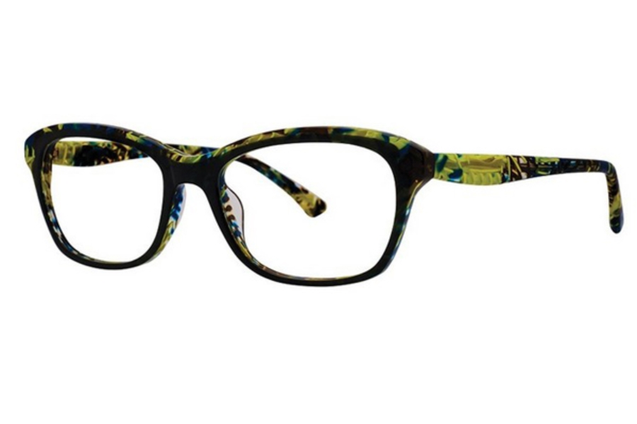 OGI Eyewear 9238 Eyeglasses in 2170 Ivy Green/Zesty Lime