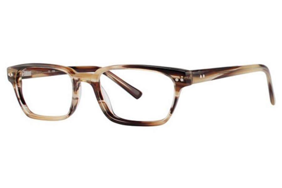 OGI Kids OK 320 Eyeglasses in 1821 LIGHT BROWN DEMI