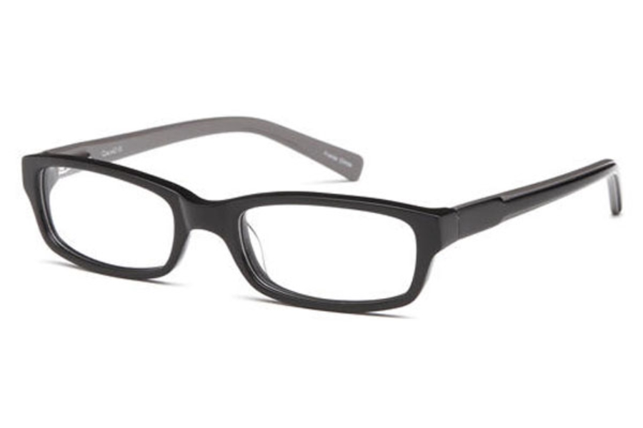 OnO Cute OC316 Eyeglasses in Black