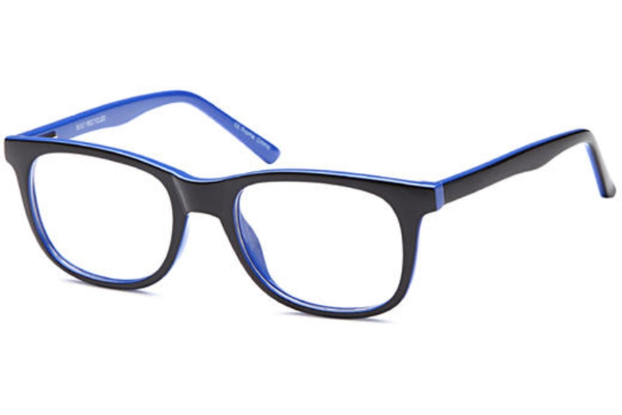 OnO PRIME P15623 Eyeglasses in C1-Blk Blue