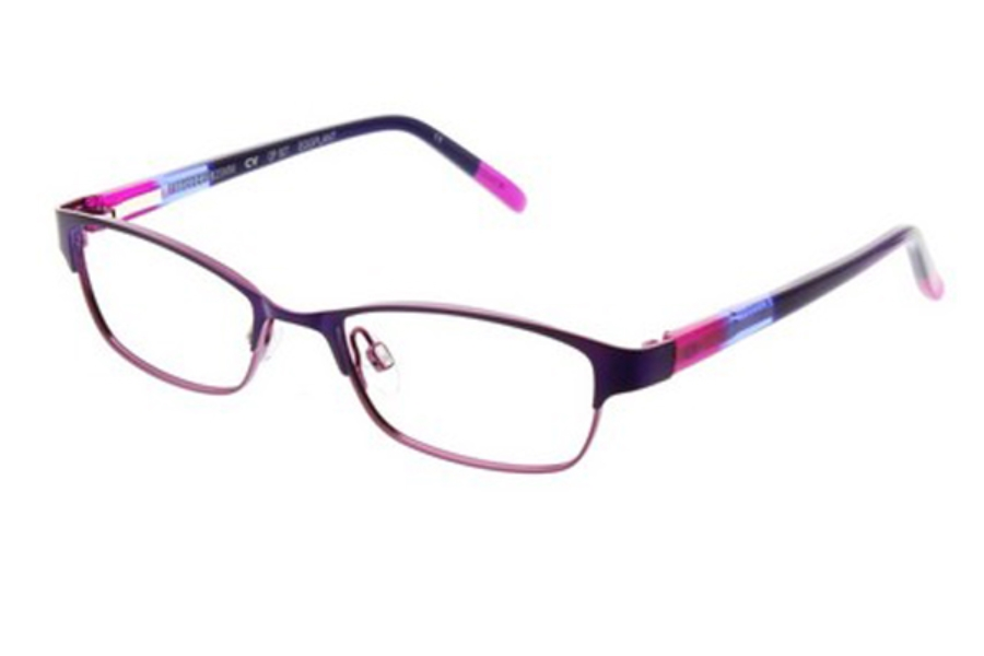 OP-Ocean Pacific Kids OP 827 Eyeglasses in Eggplant
