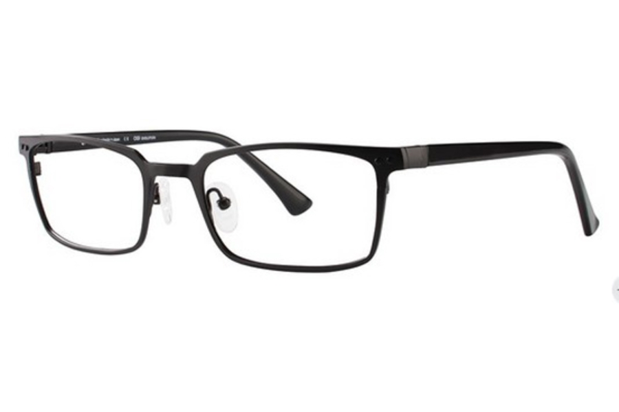 OGI Eyewear 5509 Eyeglasses in 1861 Black/Black