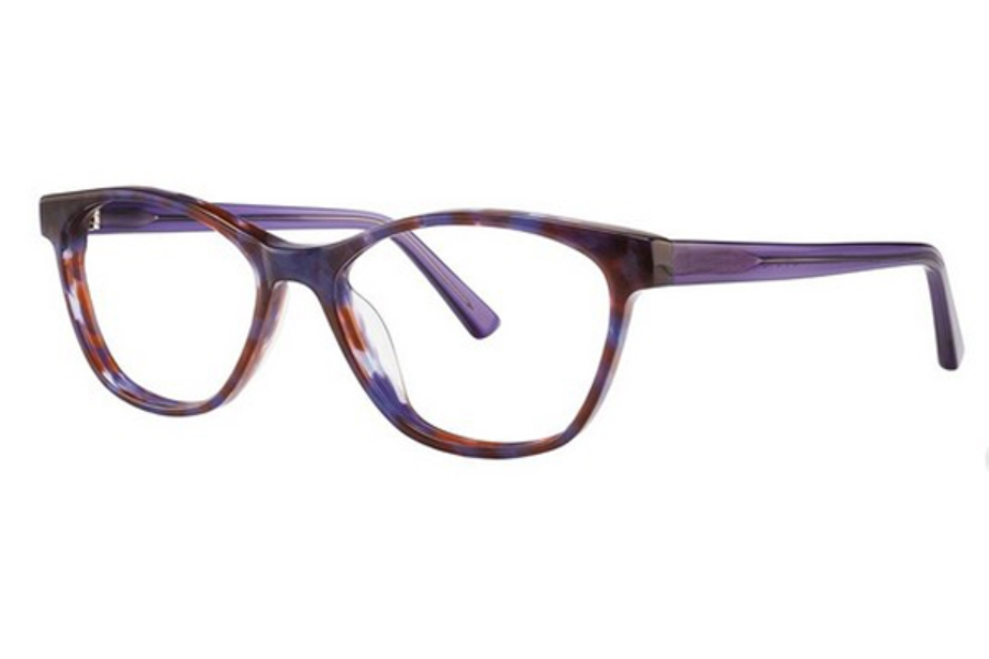 OGI Eyewear 7155 Eyeglasses in 1824 Purple Tortoise/Purple