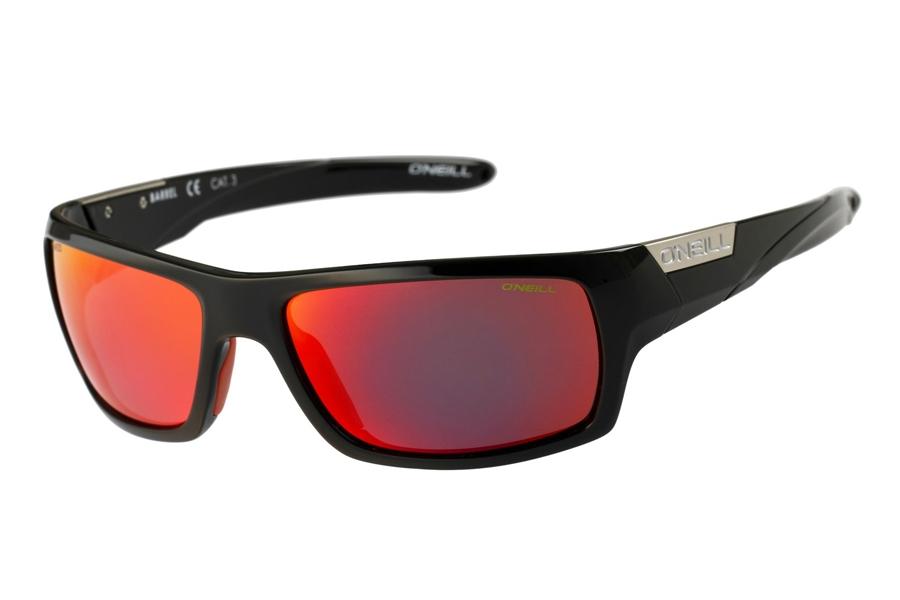 cff731984b5f ... O'Neill ONS-Barrel Sunglasses in 160P Black ...