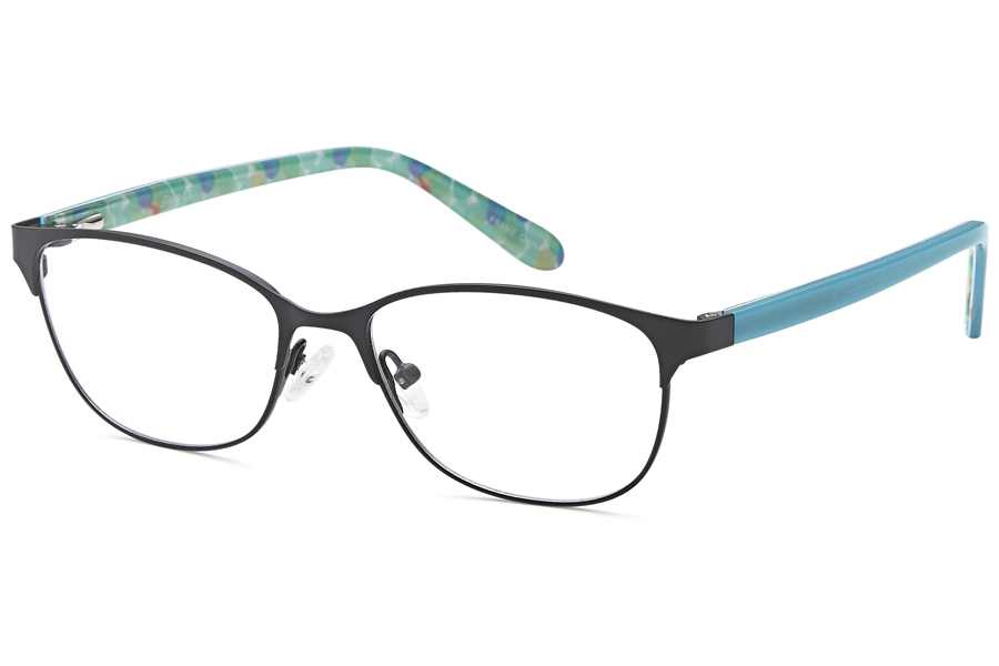 OnO beWild W17513 Eyeglasses in C1-Mat.Black