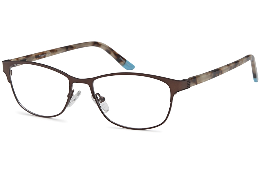 Ono Velenciaga V17419 Eyeglasses in C2-Mat. Brown