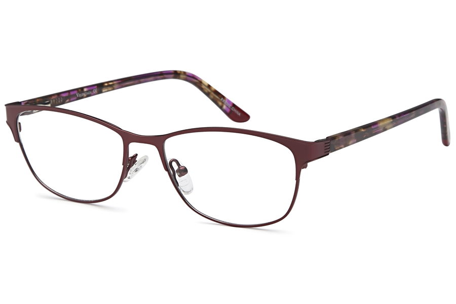 Ono Velenciaga V17419 Eyeglasses in C3-Mat Purple