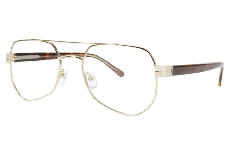 The Original Penguin The Sinclair Eyeglasses in Gold
