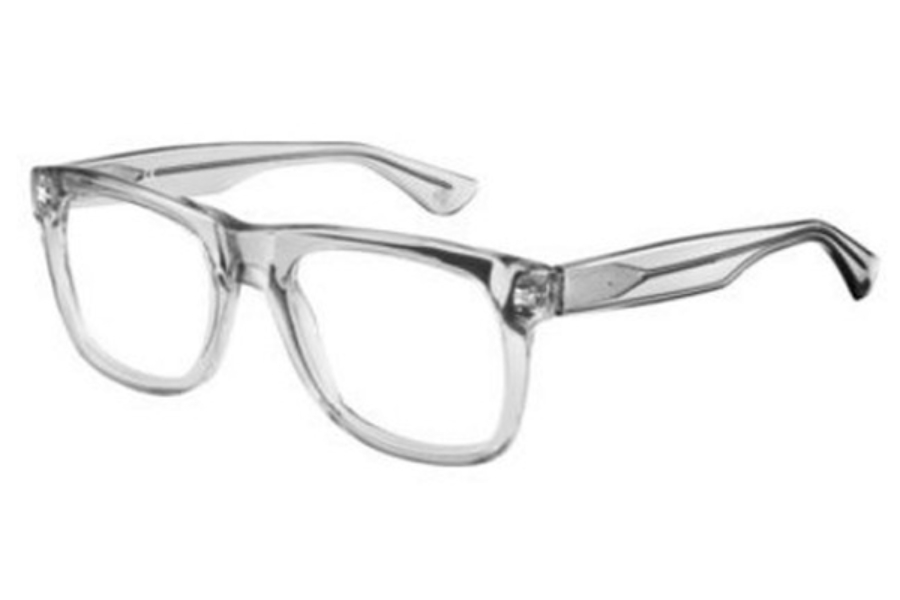 Oxydo OXYDO 530 Eyeglasses in 0RDN Grig Transparent