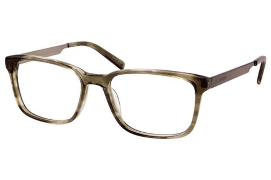 ccf7c405315 Perry Ellis PE 354 Eyeglasses in Grey Crystal ...