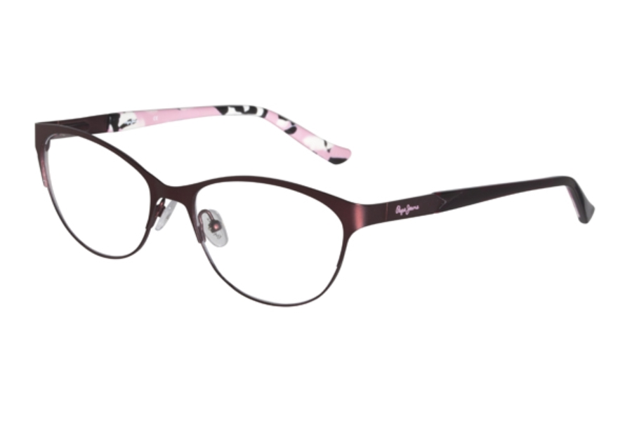 Pepe Jeans PJ1225 Eyeglasses in Burgundy