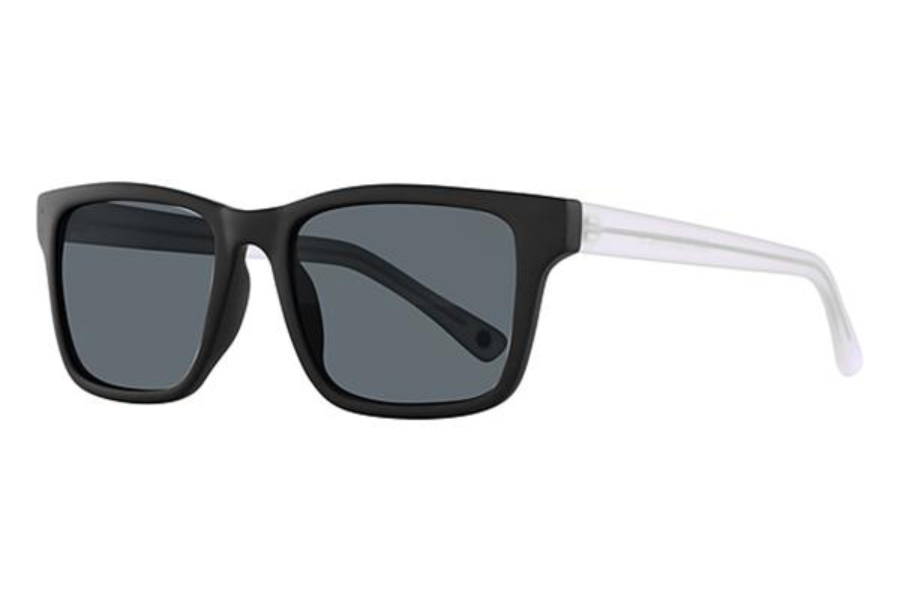 Parade 2703 Sunglasses in Matte Black/Matte Frost